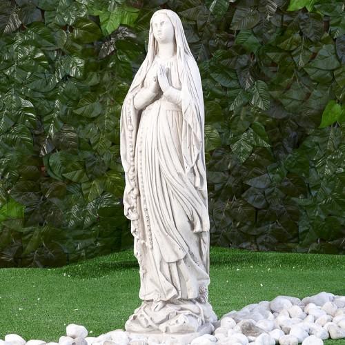 Madonna di Lourdes (media)