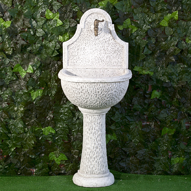 Fontana a parete mod. bilbao
