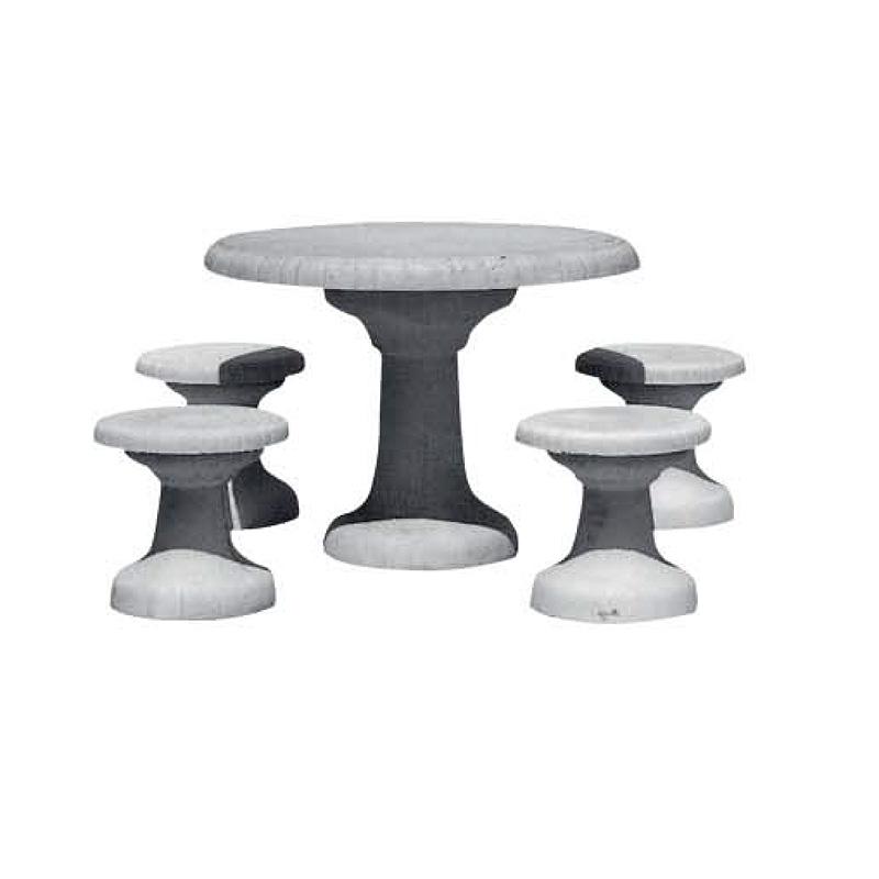 Tavolo tondo 4 sgabelli - Dimensioni tavolo tondo 4 persone ...